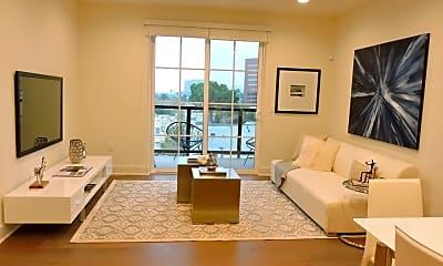 Living Room, 8417 Blackburn Ave, 0