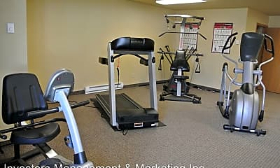 Fitness Weight Room, 4101-4205 Montreal Street/200-202 Lorrain Drive, 2