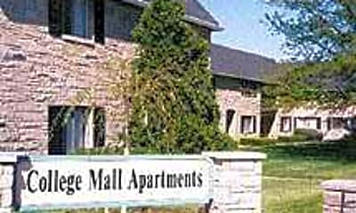 College Mall Apartments, 1