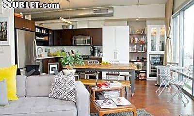 Living Room, 100 S Hope St, 0
