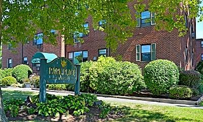 Community Signage, Park Place West, 0