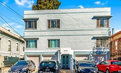 Building, 1047 Santa Clara Ave, 1