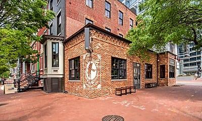 Building, 555 Massachusetts Ave NW 1416, 2