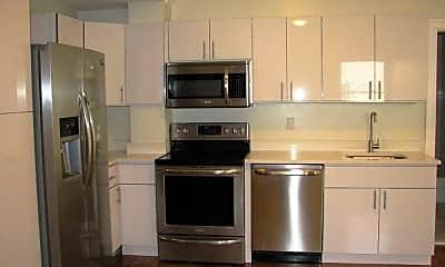 Kitchen, Bulldog Apartments, 0