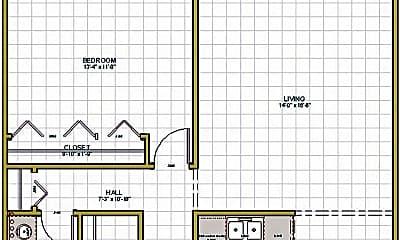 Building, 4435 Parklawn Ct, 2