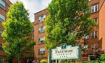 Fairway Marchmont Terrace Apartments, 0