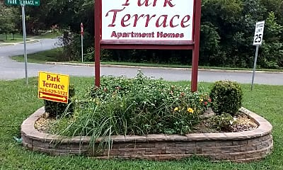 Park Terrace Apartment Homes, 1