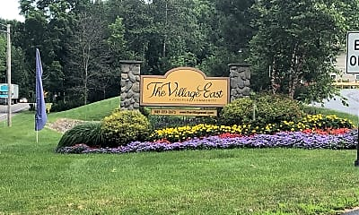 The Village East Apartments, 1