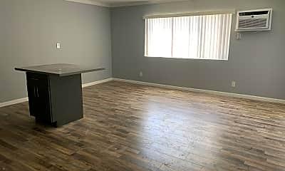 Living Room, 1629 S Gramercy Pl, 0