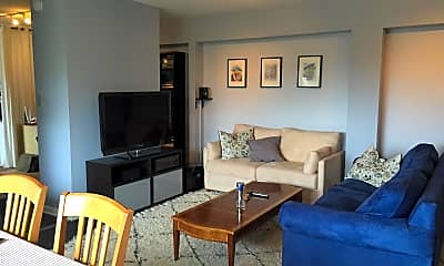 Living Room, 3701 Connecticut Ave NW, 0