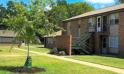 Building, Brockington Heights Apartments, 1