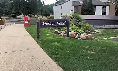 Walden Pond, 1
