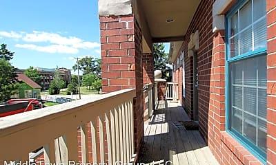 Patio / Deck, 518 N Martin St, 2