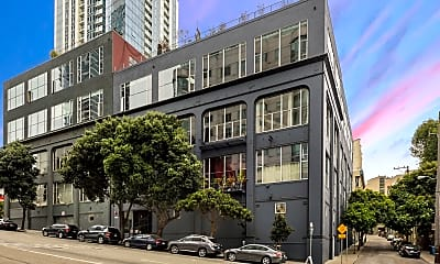 Building, 346 1st St, 0