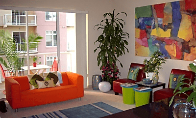 Living Room, 388 E Ocean Blvd, 1