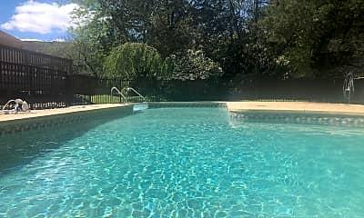 Pool, 105 Peacock Pl, 1