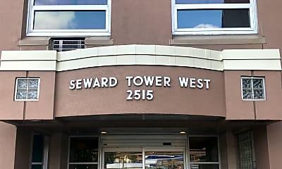 Seward Tower West, 1