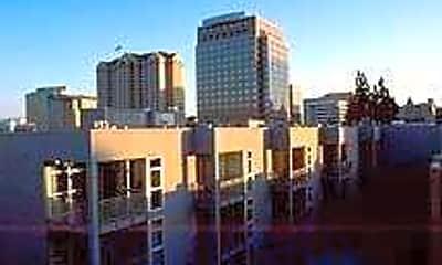 Century Center Residential, 1