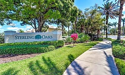 Community Signage, 14899 Sterling Oaks Dr, 2