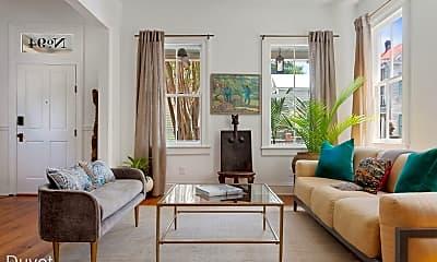 Living Room, 94 Bogard St, 1