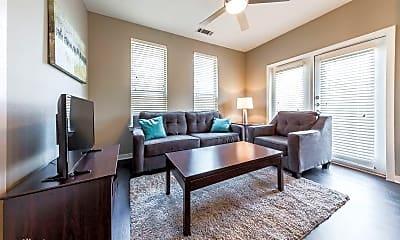 Living Room, 2502 Thomas Ave, 0