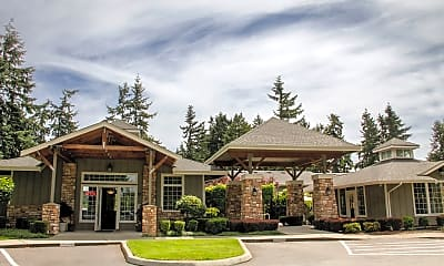 Leasing Office, Meridian Firs, 1
