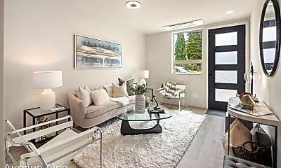 Living Room, 3112 NE 55th St, 1