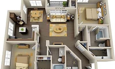 Living Room, 24640 Town Center Dr, 2