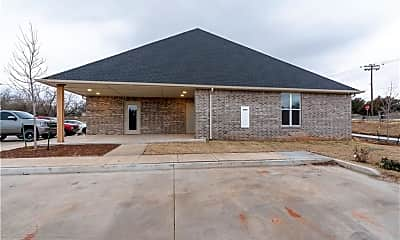 Building, 3000 E Britton Rd 8, 2