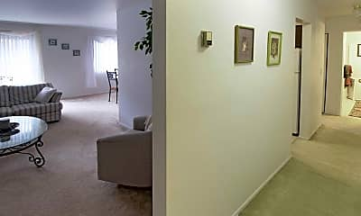 Living Room, Riverstone Apartment Homes, 1