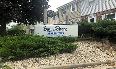 Bay Shore Apartments, 1