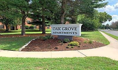 College Lane Apartments, 1