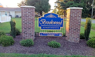 Brookwood Apartments, 1