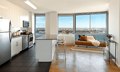 Living Room, 501 W 37th St, 1