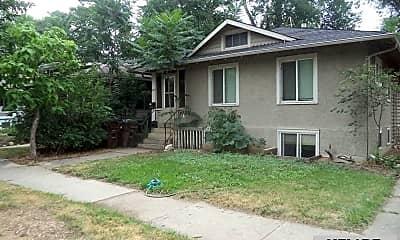 Building, 414 E Elizabeth St, 0