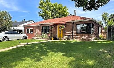 Building, 2920 Olive St, 2