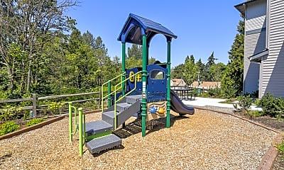 Playground, Taylor Creek, 1