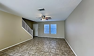 Living Room, 7815 Fossil Banks, 1