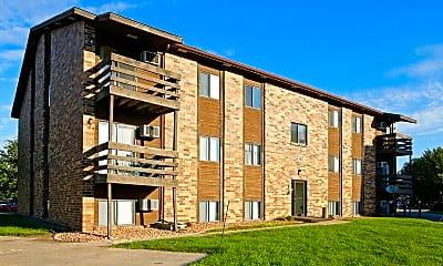 Building, Columbia Park Village Apartments, 0