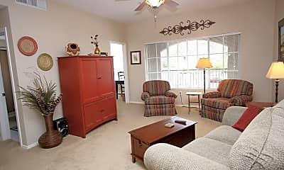 Living Room, 1500 E Pusch Wilderness Dr 4205, 0