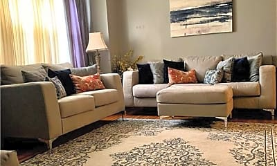 Living Room, 463 Victoria Blvd 1, 1