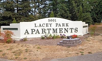 Lacey Park Apartments, 1