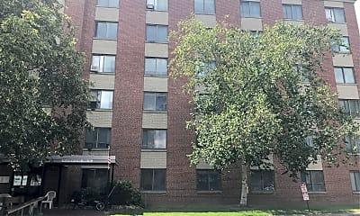 Washington House Apartments, 0