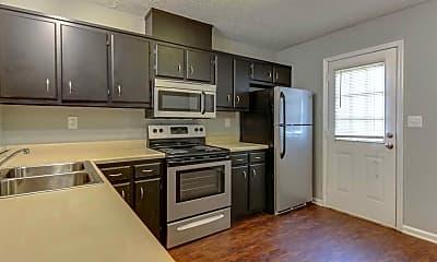 Kitchen, Davis Park, 0