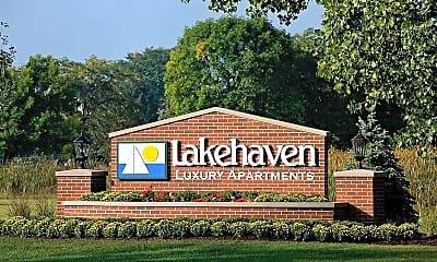 Landscaping, Lakehaven Apartments, 1