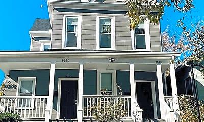 Building, 4060 Oak St, 1