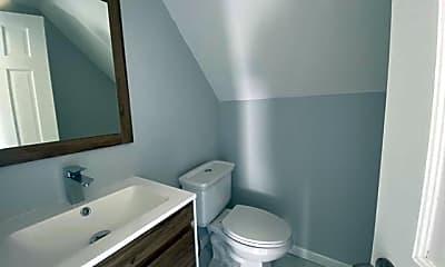 Bathroom, 25 Clinton Ave 2, 2