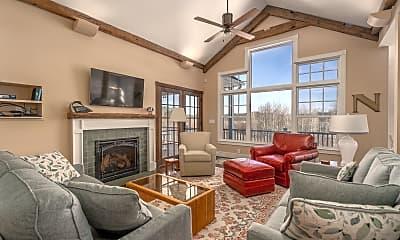 Living Room, 133 Waukewan St, 1