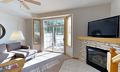 Living Room, Avalon Cove Townhomes, 1
