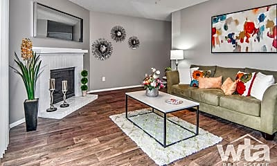 Living Room, 12342 Hunters Chase, 1